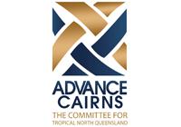 Advance Cairns Region logo
