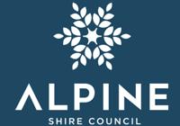 Alpine Shire logo