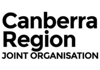 Canberra Region Joint Organisation area logo