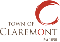 Town of Claremont logo