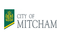 City of Mitcham logo