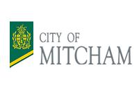 City of Mitcham logo