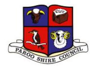 Paroo Shire logo