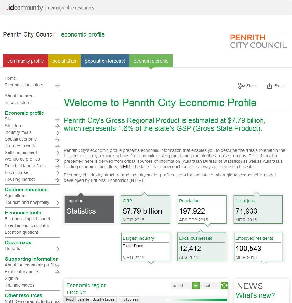 Penrith City Council