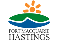 Port Macquarie - Hastings Council logo