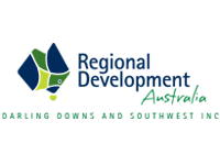 RDA Darling Downs and South West Region logo