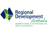 RDA Murraylands and Riverland logo