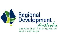 RDA Murraylands and Riverland logo