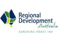 RDA Sunshine Coast Region logo