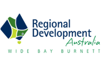 RDA Wide Bay Burnett Region logo