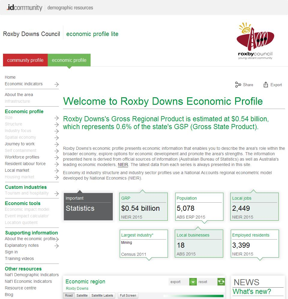 Roxby Downs Council