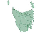 State Growth Tasmania logo