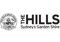 The Hills Shire Council logo