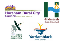 Wimmera Region logo