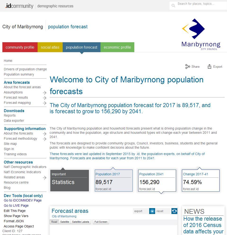 City of Maribyrnong