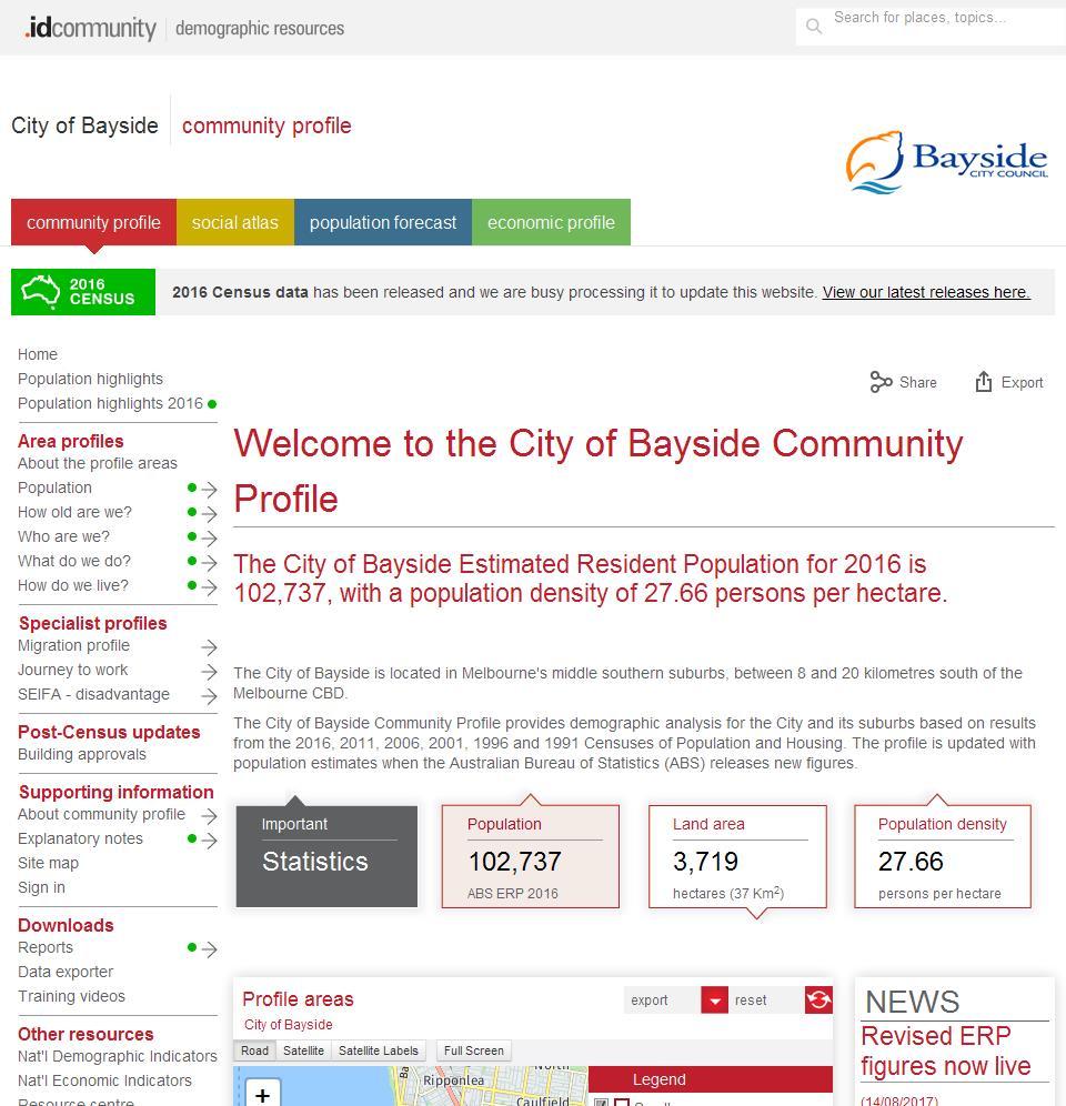 City of Bayside