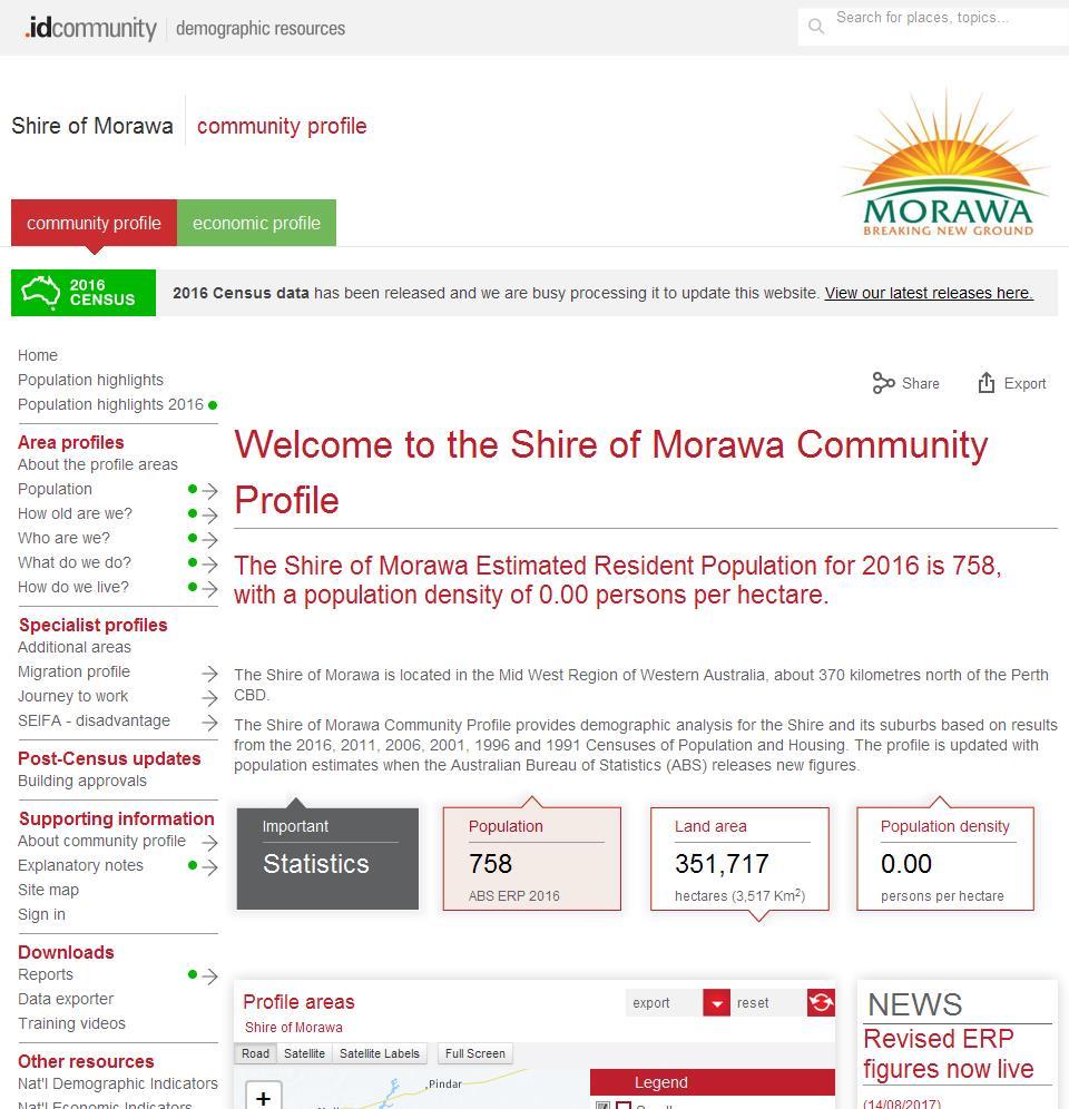 Shire of Morawa