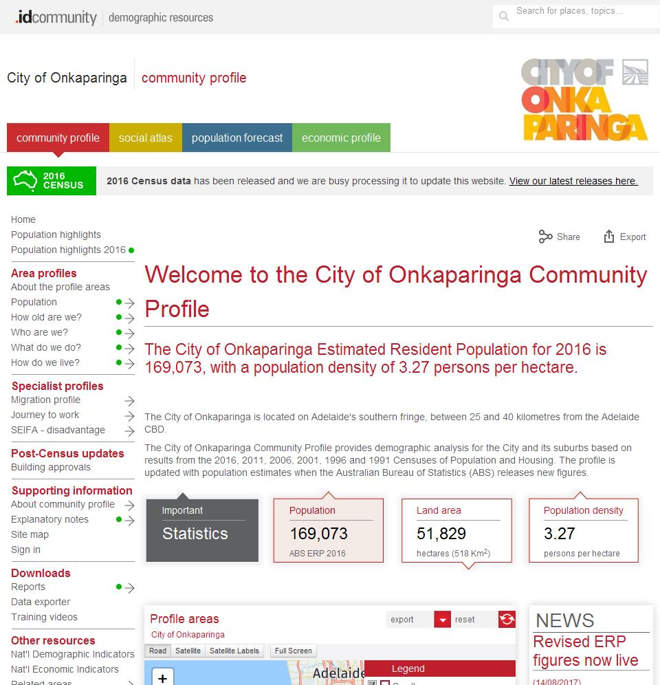 City of Onkaparinga