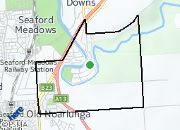 Location of Old Noarlunga