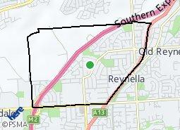 Location of Reynella