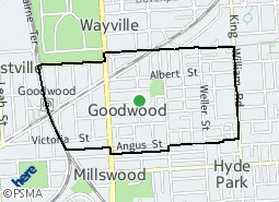 Location of Goodwood